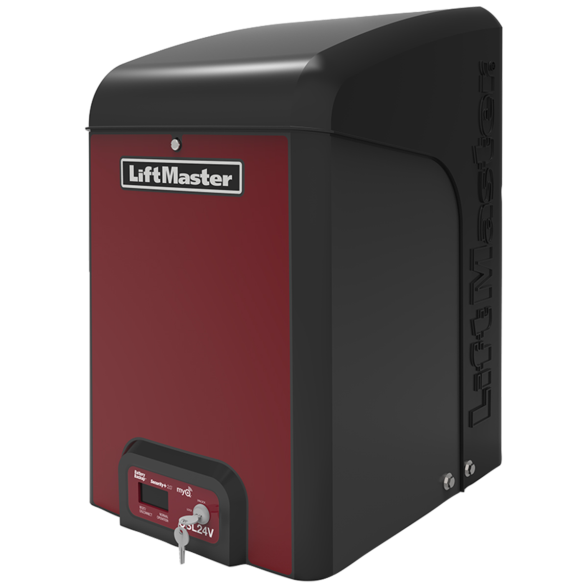 Liftmaster csl vdc slide gate operator commercial